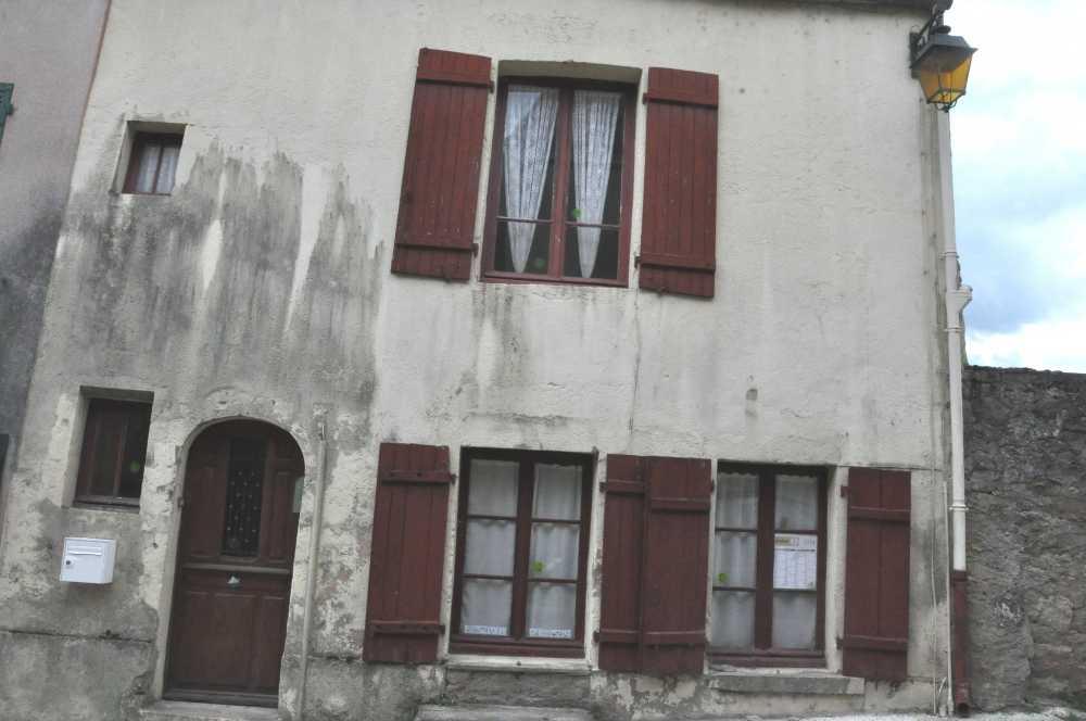 Semur-en-Auxois Côte-d'Or Haus Bild 4043121