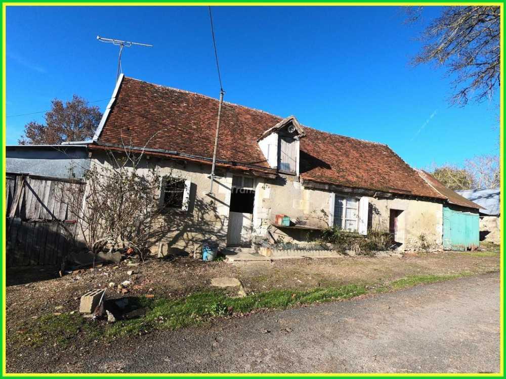 Vicq-sur-Nahon Indre Haus Bild 4021631