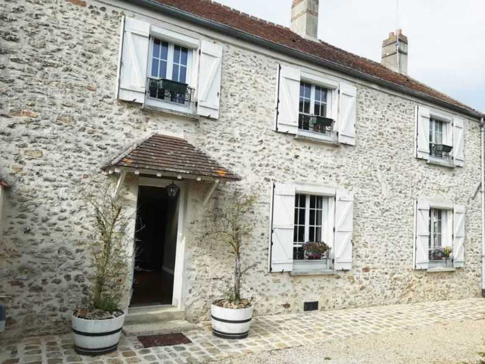 Fontenailles Seine-et-Marne Haus Bild 4083657