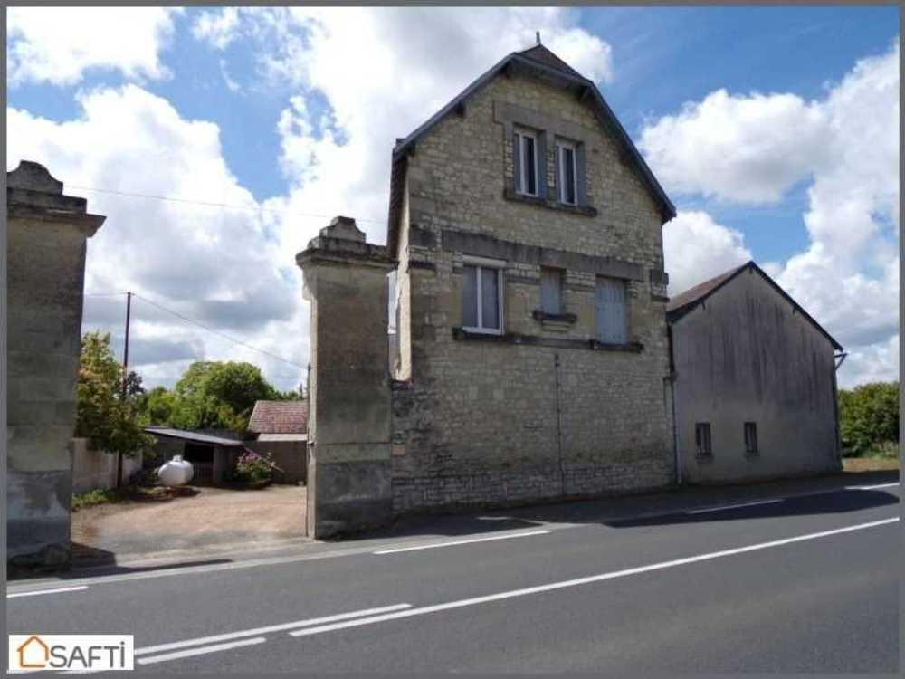 Mouterre-Silly Vienne terrein foto 4087646