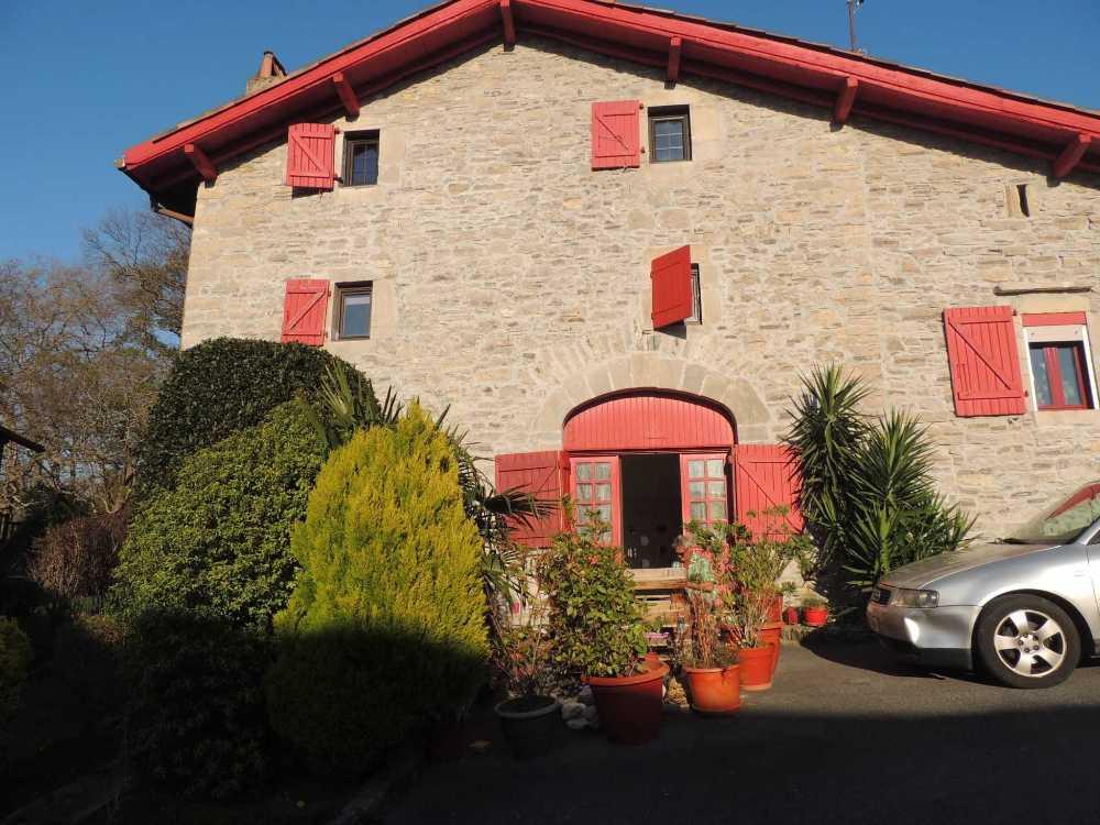 Ciboure Pyrénées-Atlantiques Apartment Bild 4055933