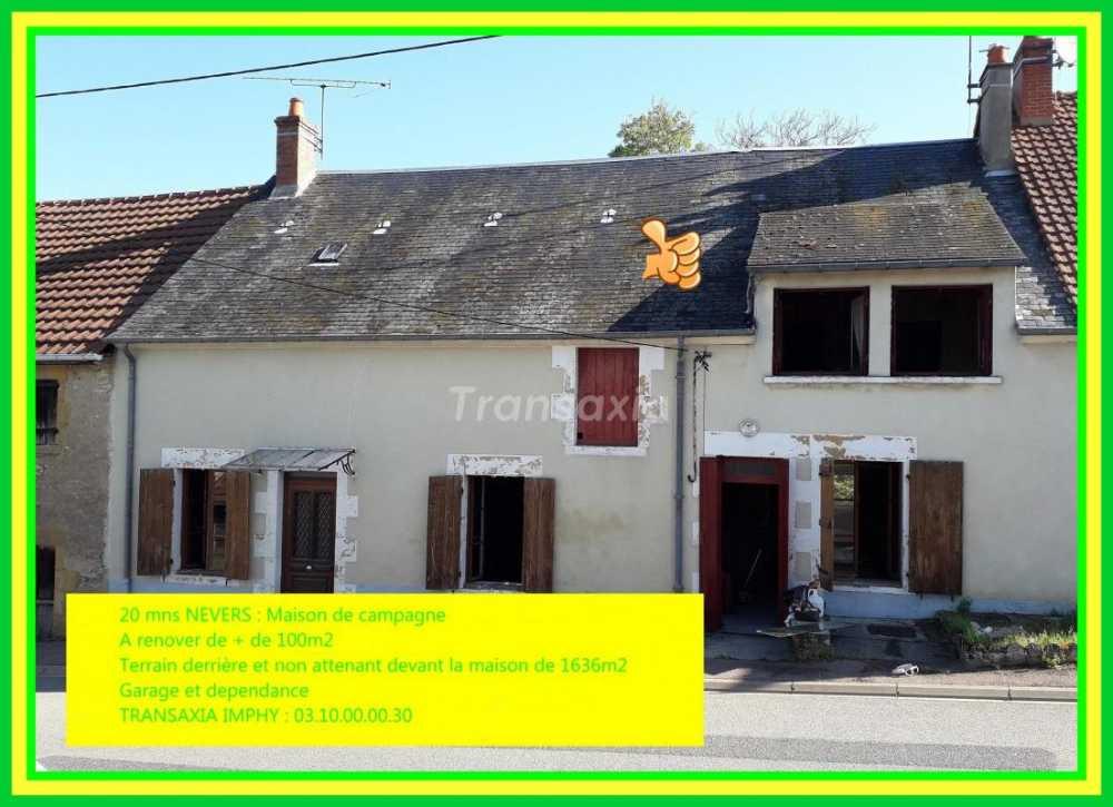 Saint-Benin-d'Azy Nièvre maison photo 4056766