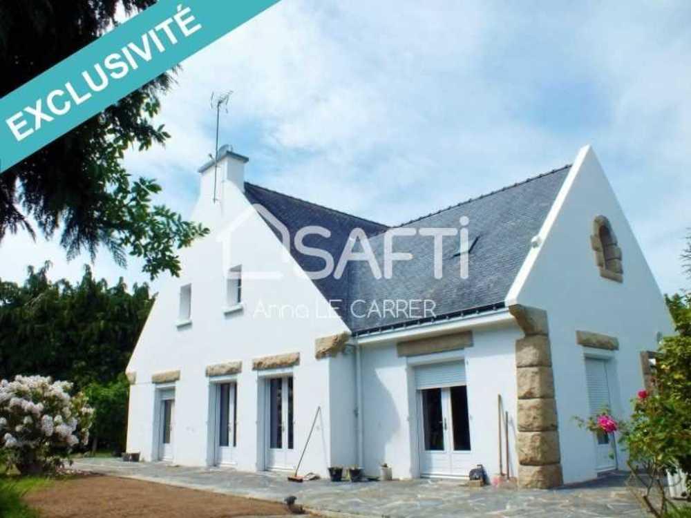 Caudan Morbihan Haus Bild 4082259