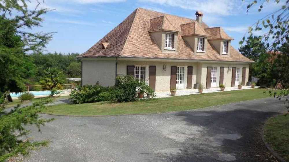 La Roche-Chalais Dordogne huis foto 4075054