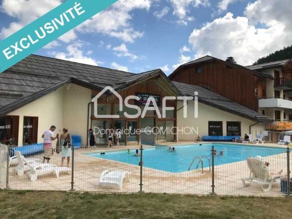 Les Orres Hautes-Alpes Apartment Bild 4080298