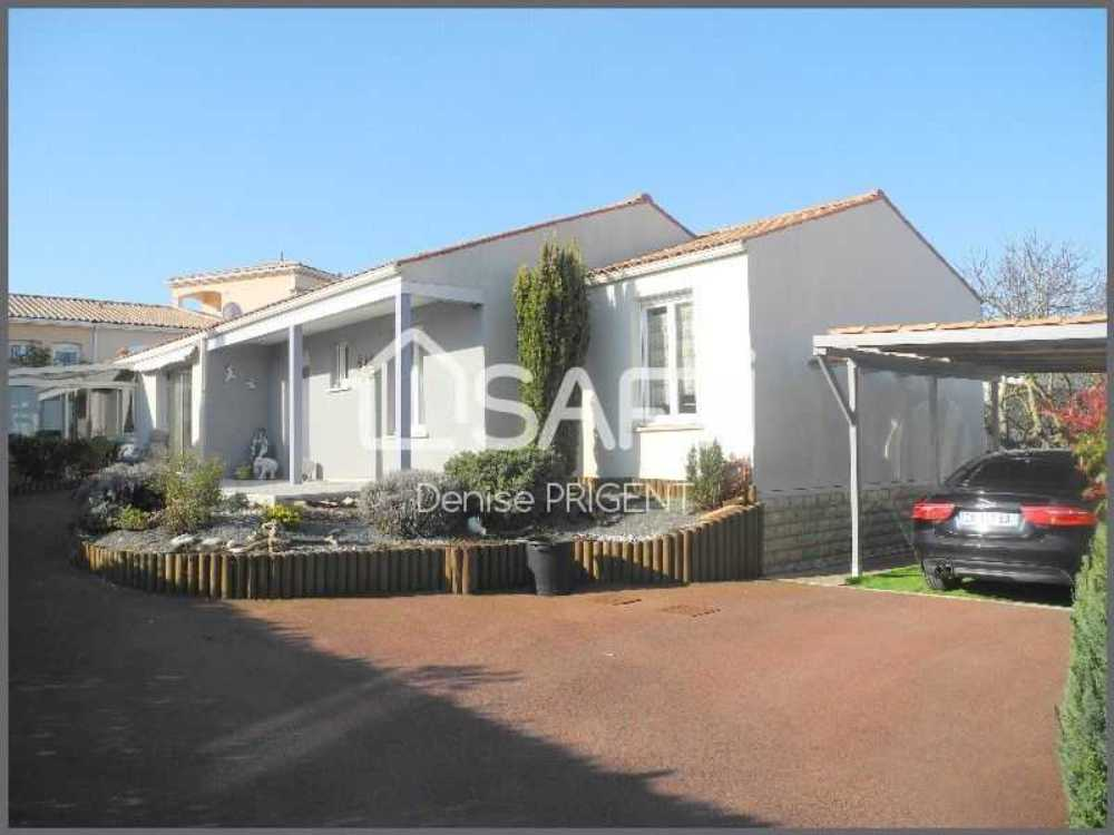 Meschers-sur-Gironde Charente-Maritime maison photo 4083064