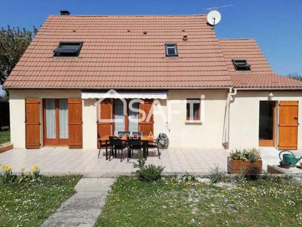 Pont-sur-Yonne Yonne Haus Bild 4078587