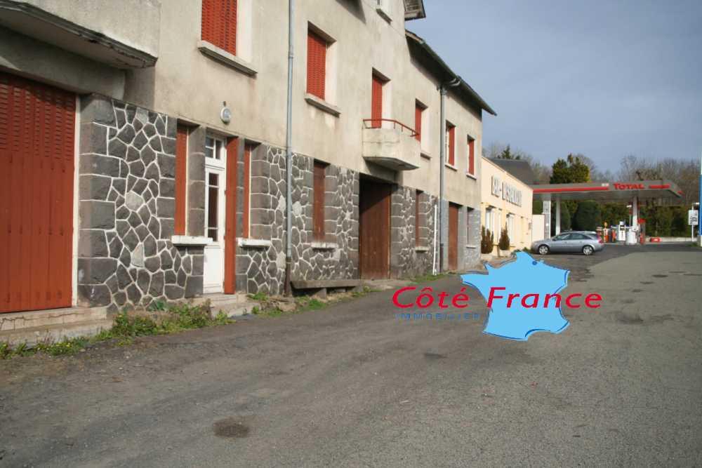 Nébouzat Puy-de-Dôme Haus Bild 4030899