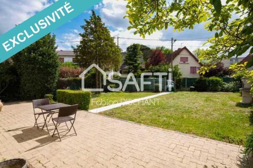 Saint-Michel-sur-Orge Essonne Haus Bild 4079567