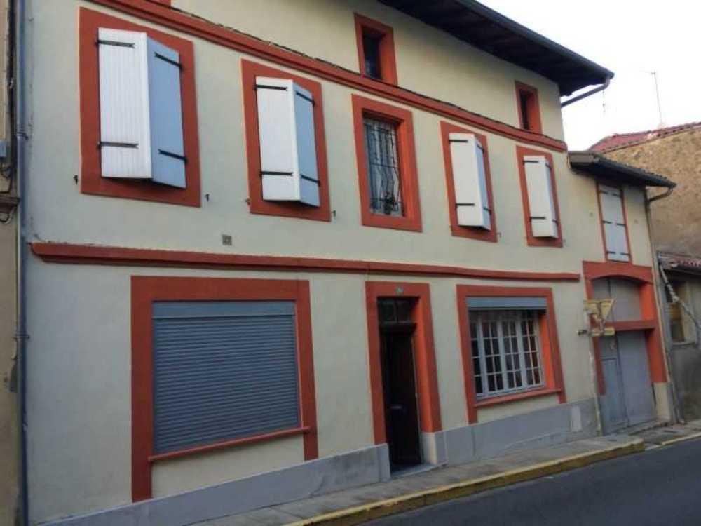 Lézat-sur-Lèze Ariège huis foto 4082078