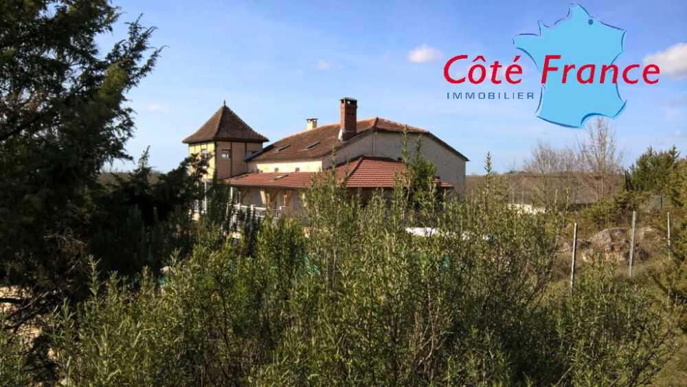Lalbenque Lot Haus Bild 4019641
