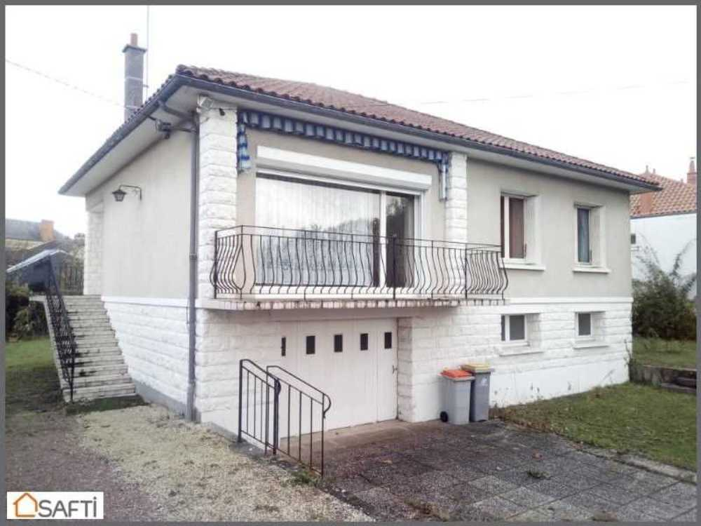 Loudun Vienne Haus Bild 4075764