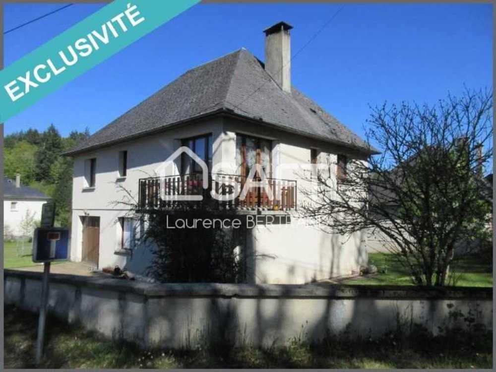 Meymac Corrèze Haus Bild 4083572