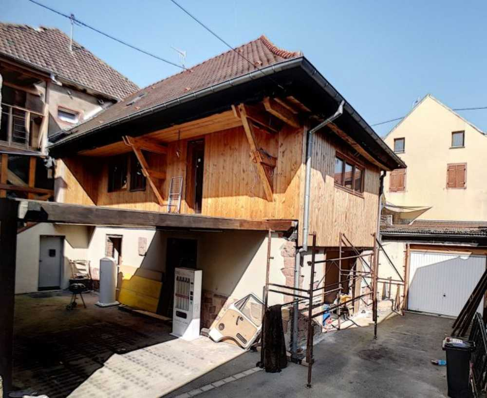 Guebwiller Haut-Rhin Haus Bild 4044647