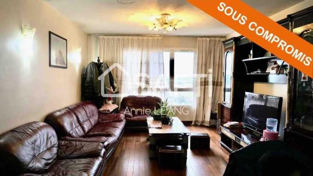 à vendre appartement Paris 20e Arrondissement Île-de-France 1