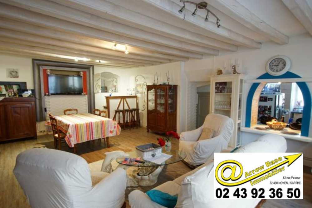 Malicorne-sur-Sarthe Sarthe huis foto 4029999