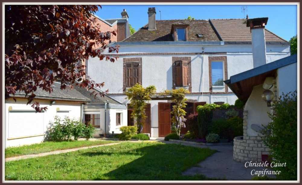 Sens Yonne maison bourgeoise foto 4022147