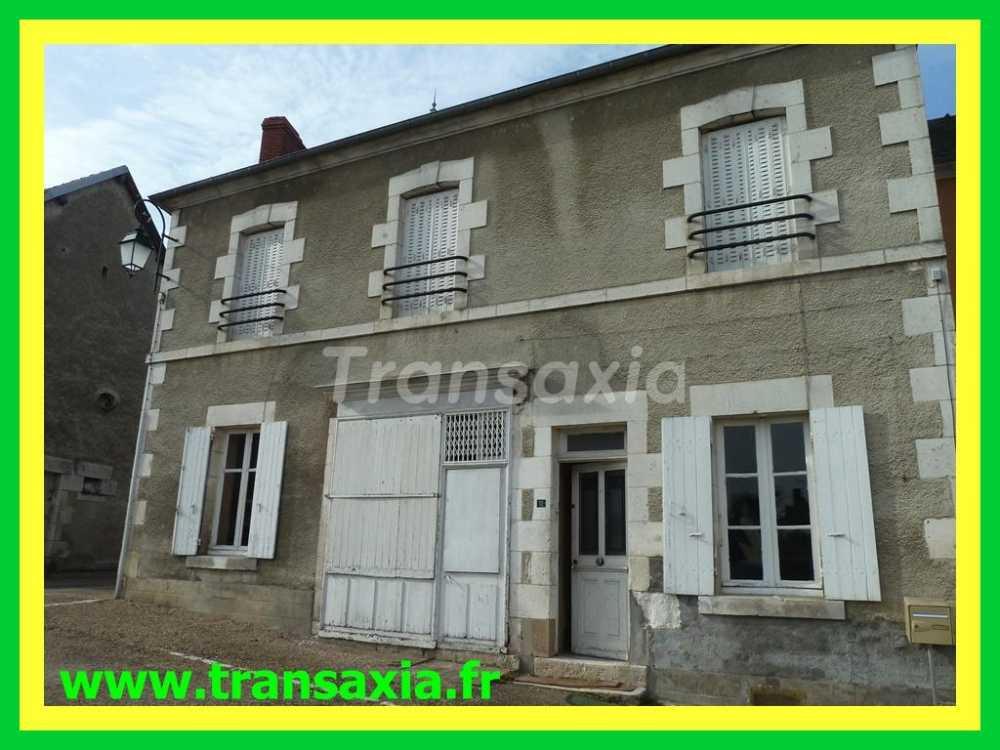 Sancerre Cher Haus Bild 4043148