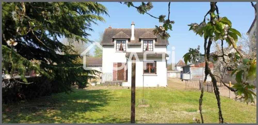 te koop huis Civray-sur-Esves Centre 1