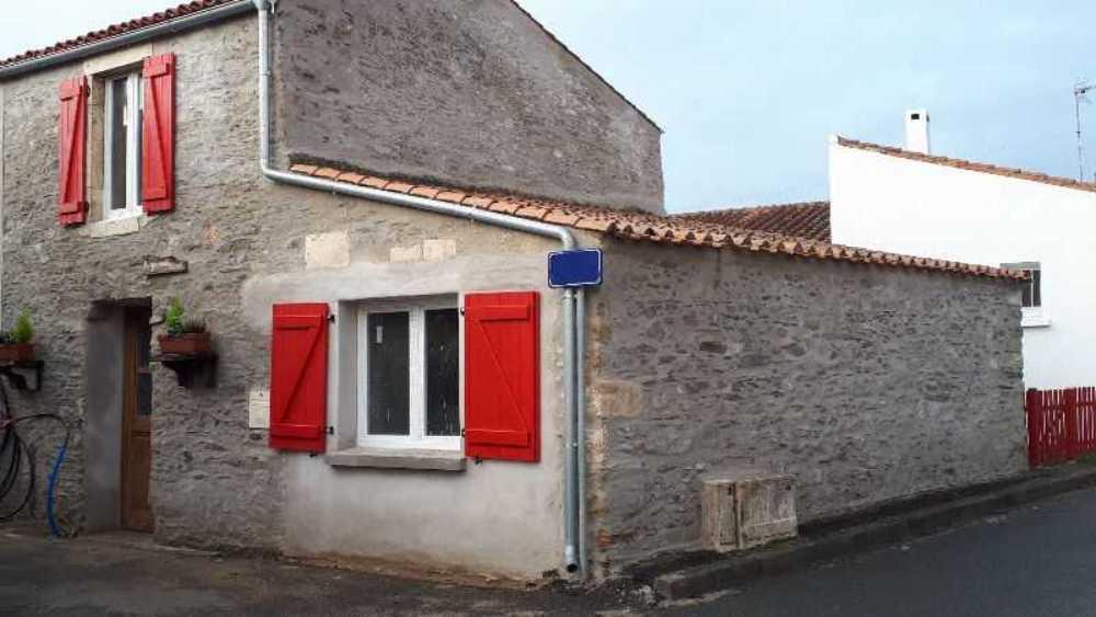 Olonne-sur-Mer Vendée huis foto 4083526