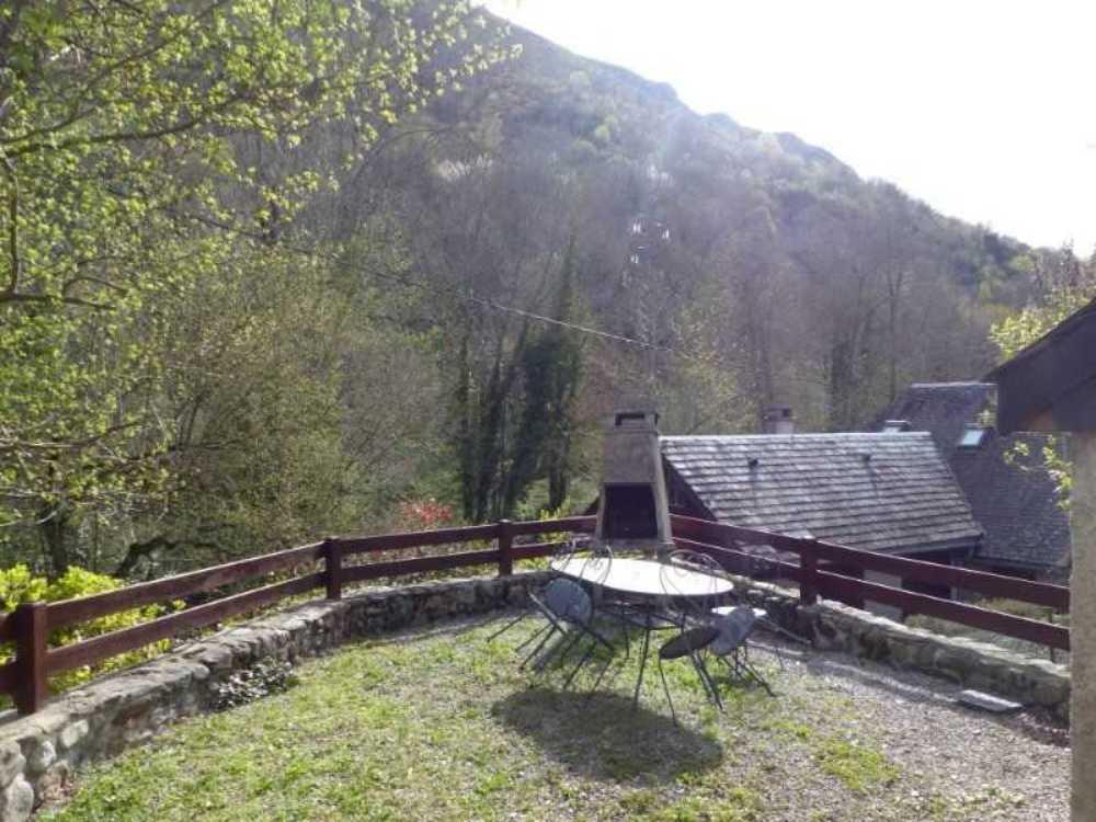 Campan Hautes-Pyrénées huis foto 4077568