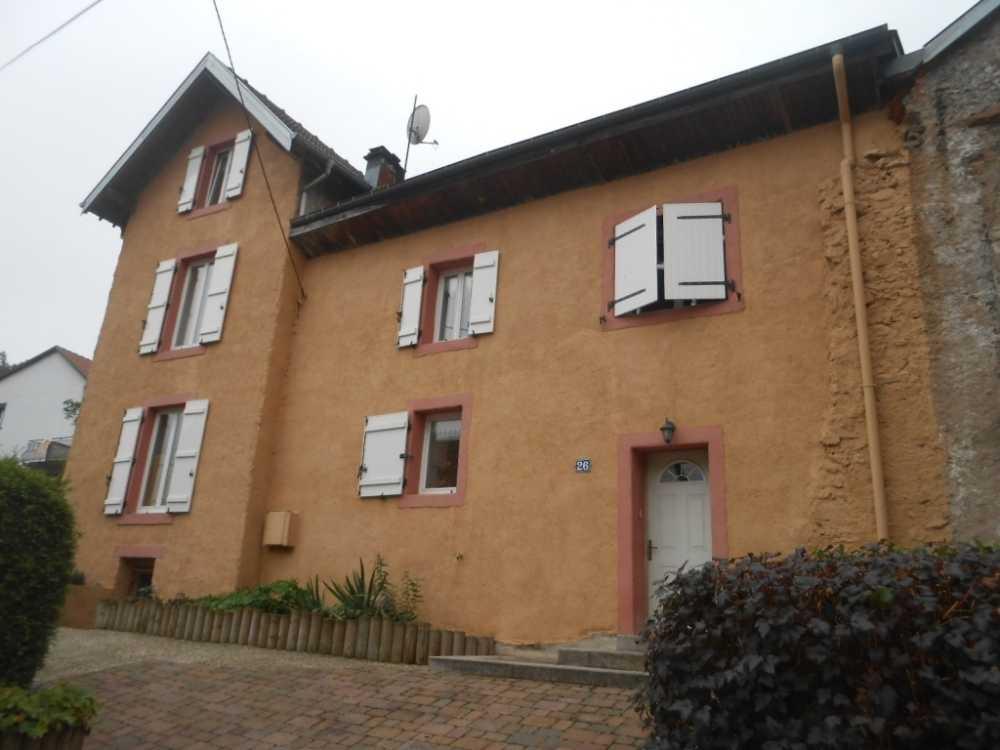 Moyenmoutier Vosges maison photo 4019475