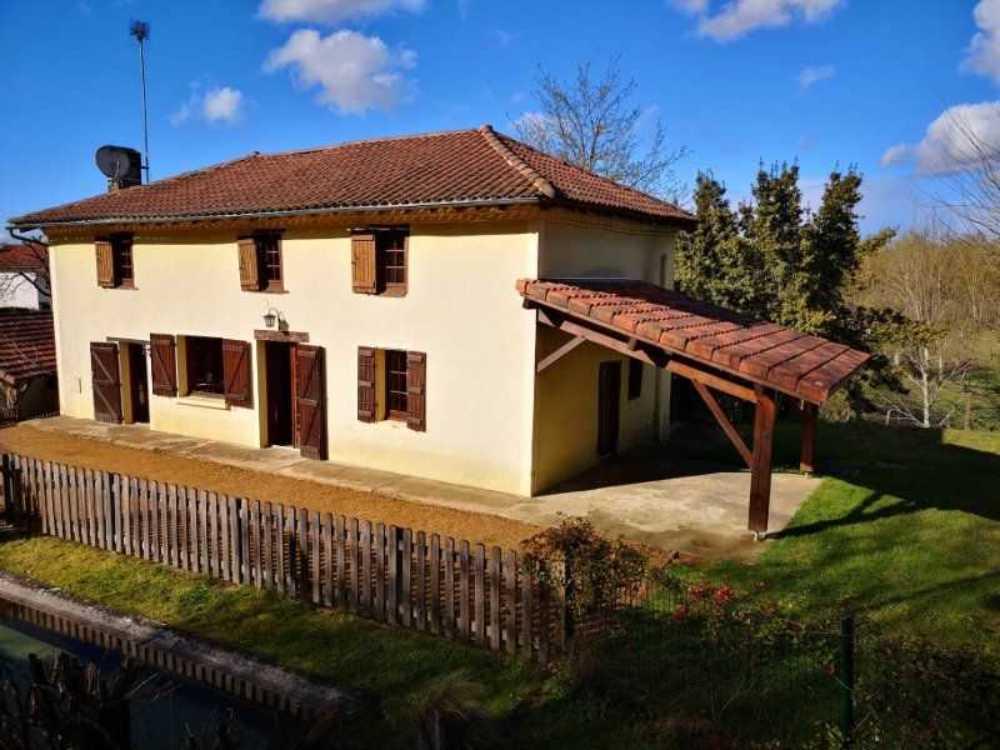 Saint-Cricq-Villeneuve Landes huis foto 4084687
