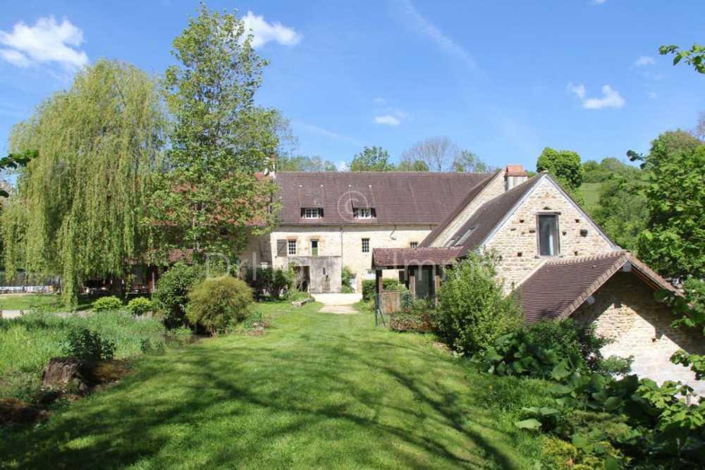 Fontenay-près-Vézelay Yonne maison photo 4057043
