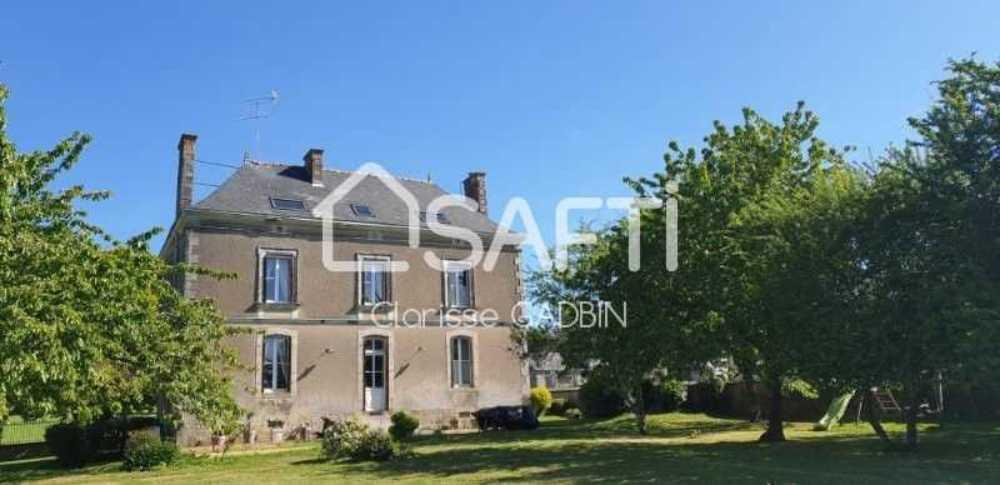 La Guerche-de-Bretagne Ille-et-Vilaine Haus Bild 4081593