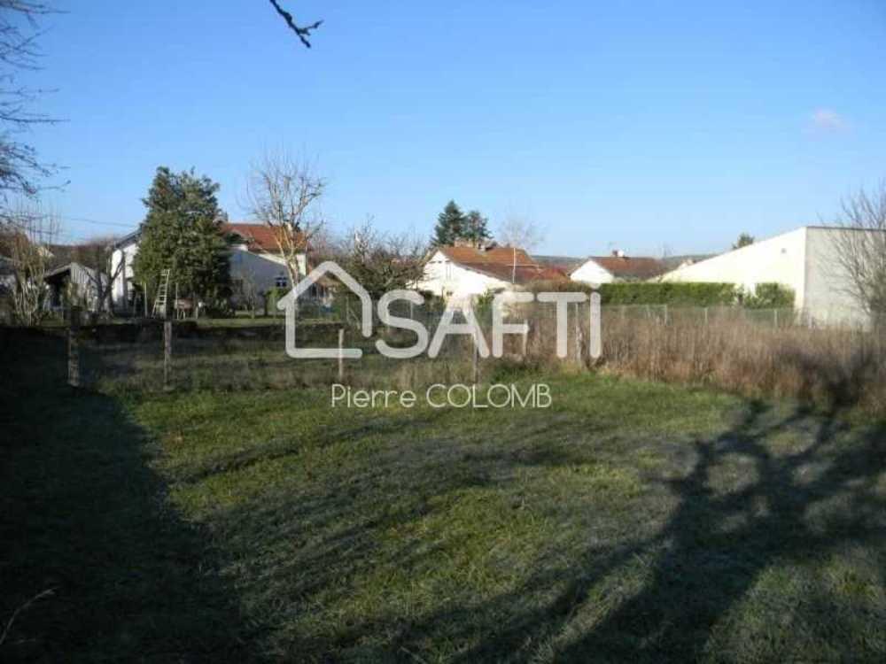 Is-sur-Tille Côte-d'Or terrein foto 4083689