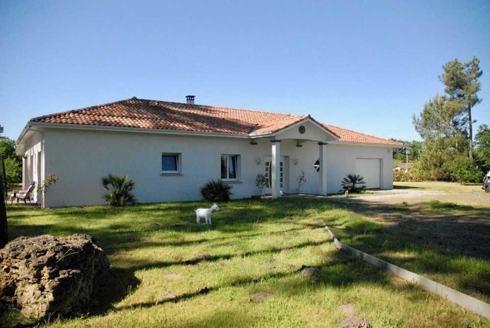 Solférino Landes Haus Bild 4059873