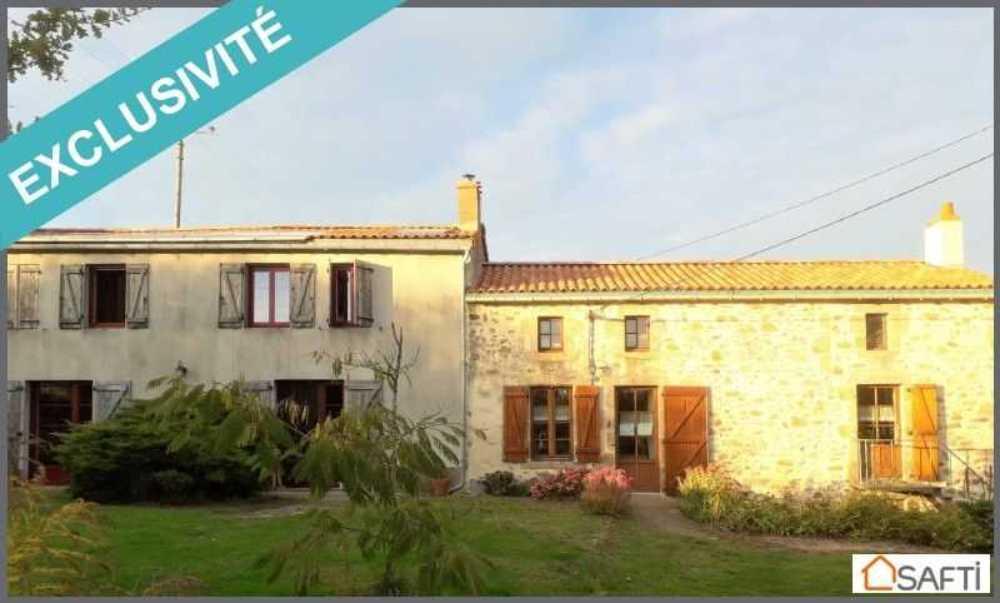 Saint-Aubin-le-Cloud Deux-Sèvres huis foto 4074195