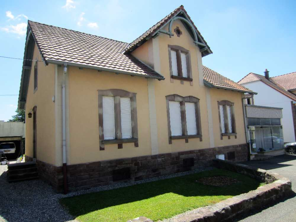 Phalsbourg Moselle Haus Bild 4061925