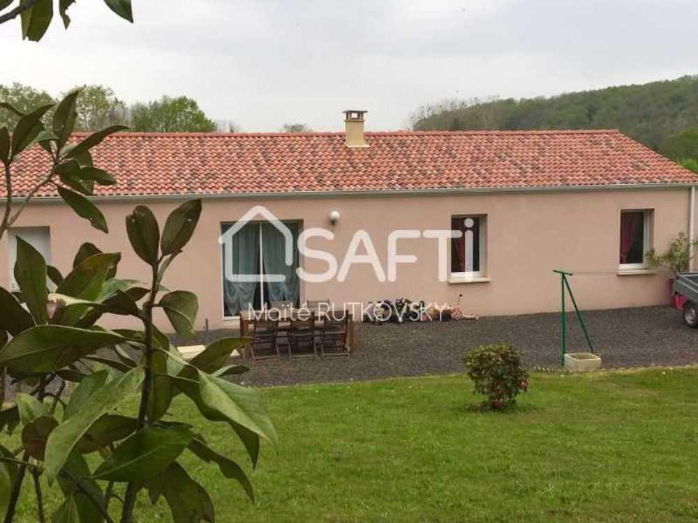 Exideuil Charente huis foto 4078351