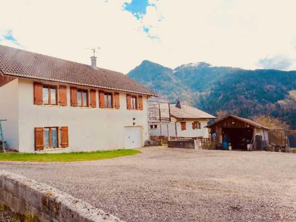 Chevenoz Haute-Savoie Haus Bild 4083884