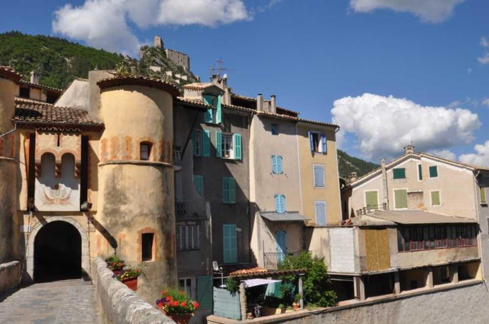 Entrevaux Alpes-de-Haute-Provence village house picture 4045554