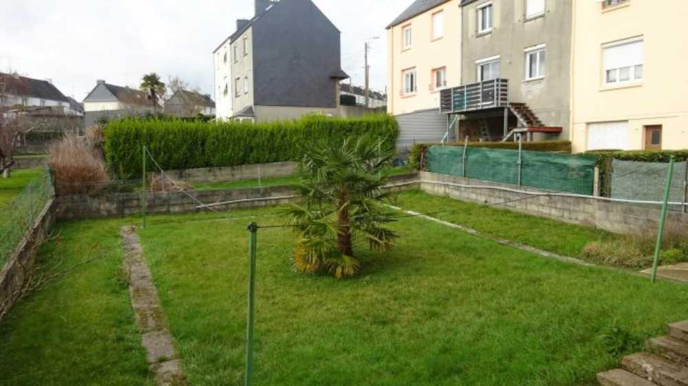 Quimper Finistère Haus Bild 4051918
