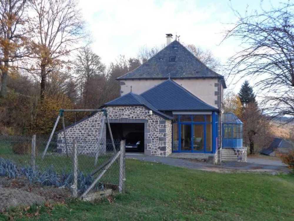 Andelat Cantal huis foto 4079891