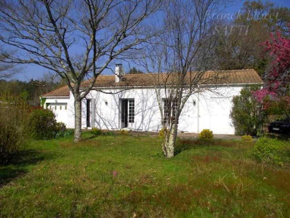 Vendays-Montalivet Gironde huis foto 4077227