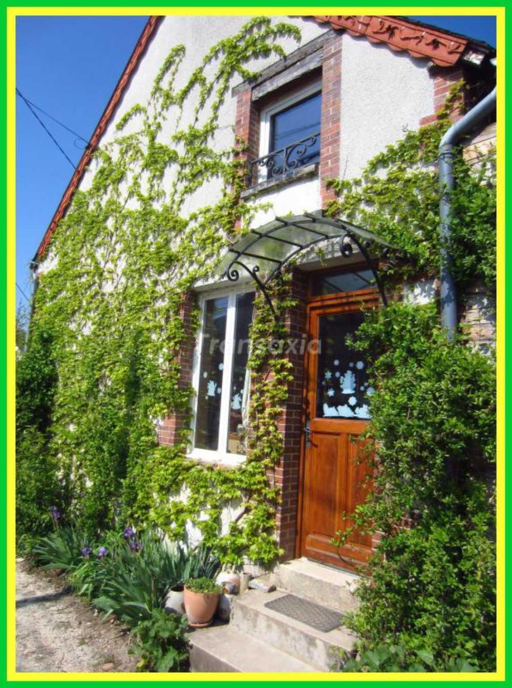 Les Aix-d'Angillon Cher Haus Bild 4043175