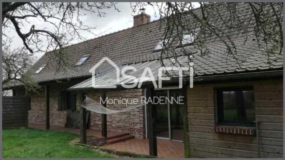 Avesnes-le-Comte Pas-de-Calais huis foto 4073314