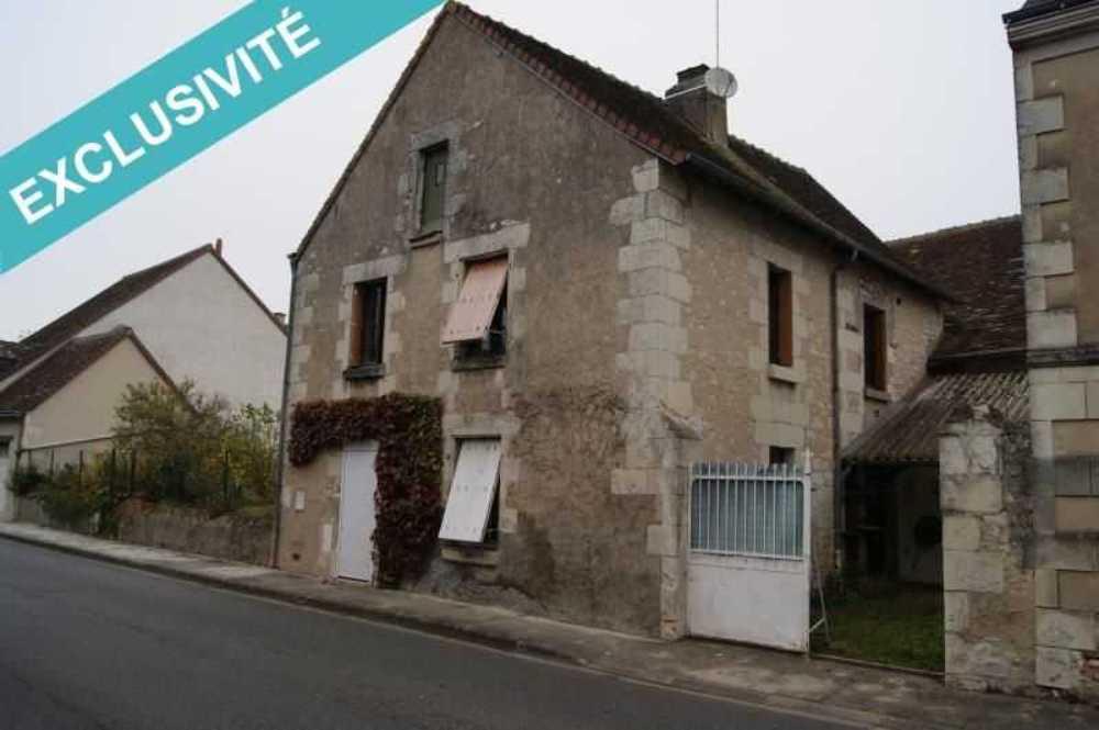 Yzeures-sur-Creuse Indre-et-Loire huis foto 4082250