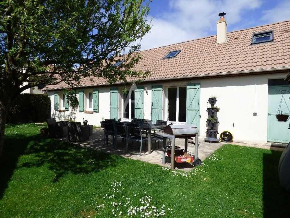 Vauréal Val-d'Oise Haus Bild 4088370