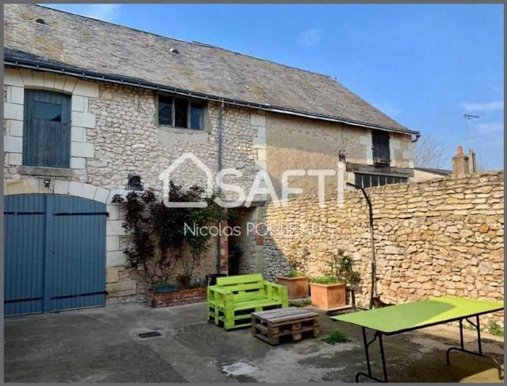 Artannes-sur-Indre Indre-et-Loire Haus Bild 4075649