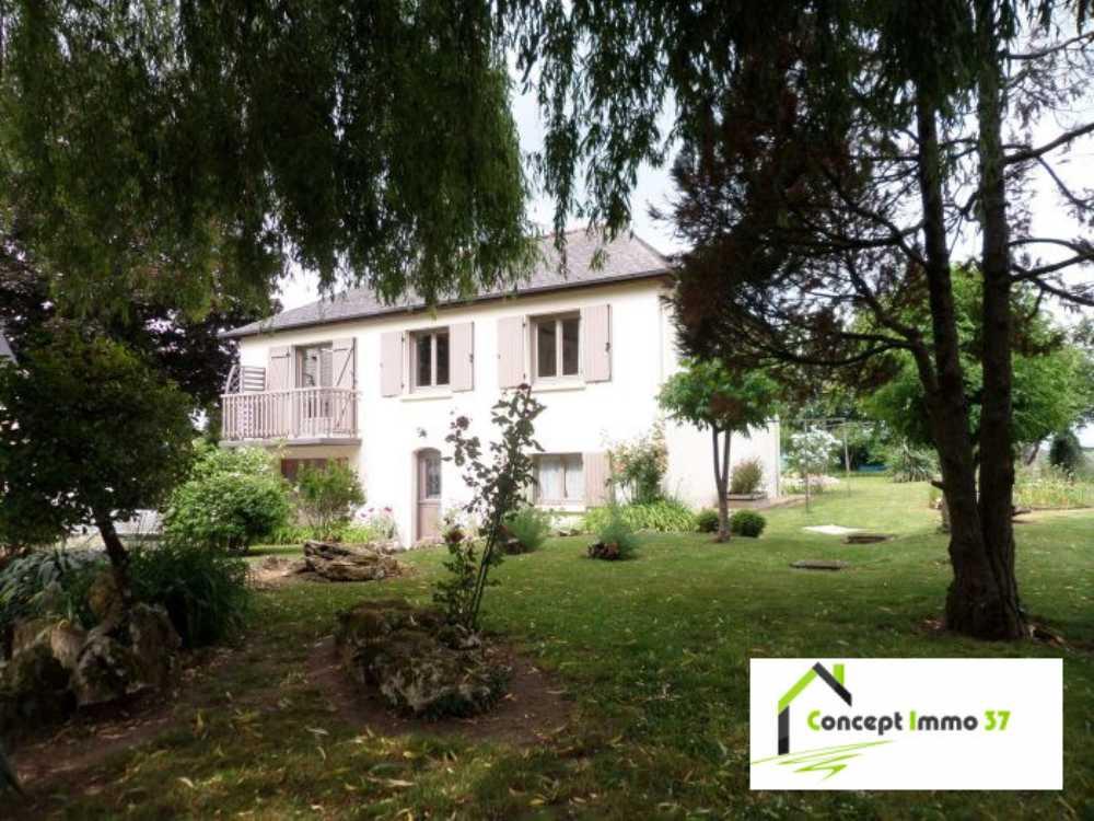 Esvres Indre-et-Loire maison photo 4029185