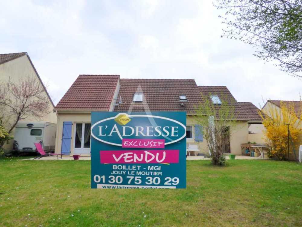 Vauréal Val-d'Oise Haus Bild 4088362