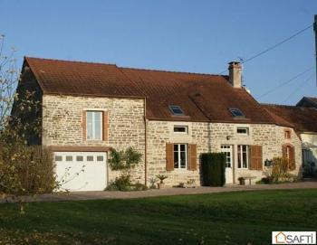 Pouilly-en-Auxois Côte-d'Or huis foto 4075577
