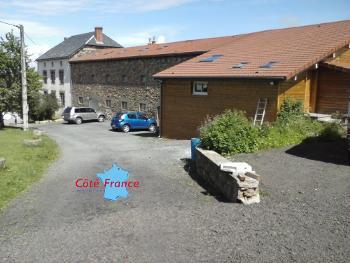 Montchamp Cantal house foto