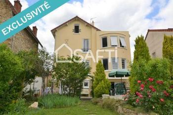 Épinay-sur-Orge Essonne maison photo 4084900