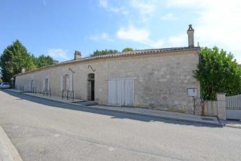 Bourg-de-Visa Tarn-et-Garonne Haus foto
